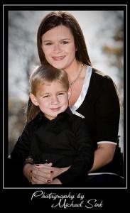 Kristen and Carter