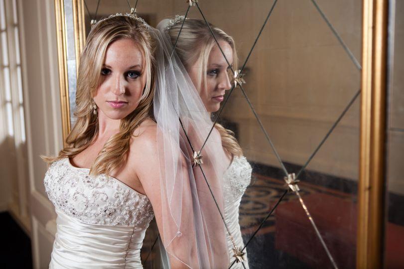 Bridal Session Portrait Roanoke Virginia
