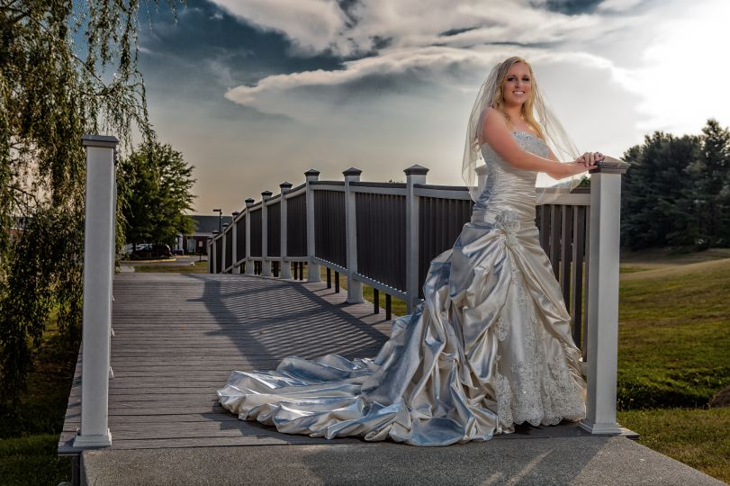 Bridal Session Portrait Roanoke Virginia